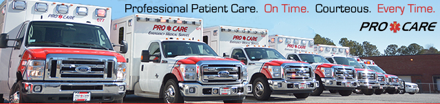 Professional Patient Care. On Time. Courteous.  Every Time.